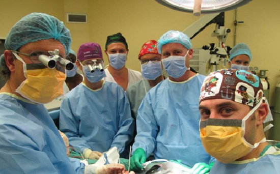 Stellenbosch University doctors perform first successful penile transplant in the world - healthinnovations