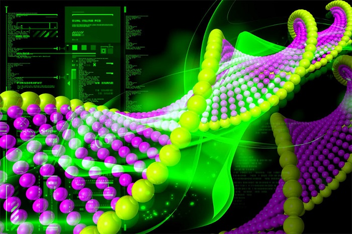 Researchers discover that DNA naturally fluoresces - healthinnovations