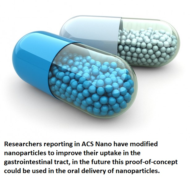 Oral delivery of nanoparticles healthinnovations twitter