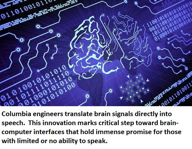 brain signal into speech healthinnovations neuroinnovations neuroscience health science