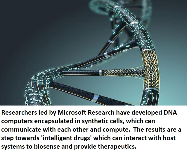 dna computer synthetic biology healthinnovations health science